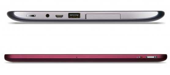 Imágenes y precios del tablet Acer Iconia Tab A200 29