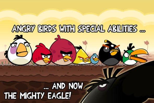 Angry Birds 2.0 llega a iOS con nuevos niveles y un nuevo pájaro