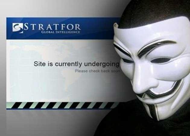 AnonymousStratfor Stratfor, compañía detrás de la CIA, hackeada por Anonymous