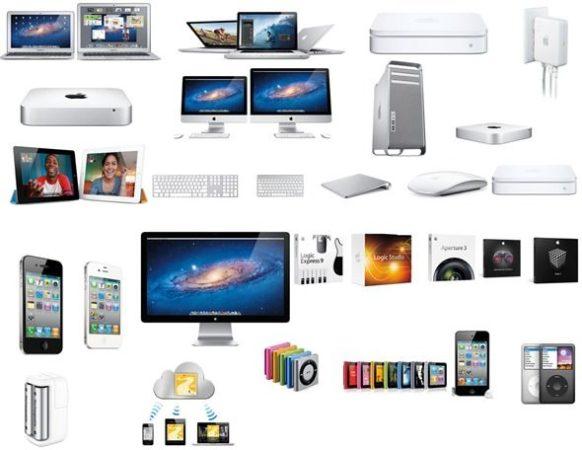 Los productos Apple a través de las películas (INFOGRAFÍA)
