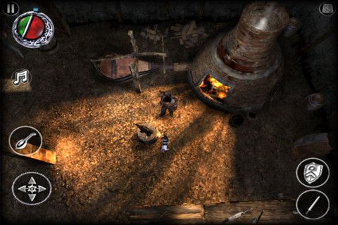 The Bard´s Tale, rol del bueno para iPhone y iPad 29