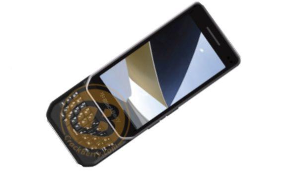 BlackBerry Milan, nuevo smartphone BlackBerry 10