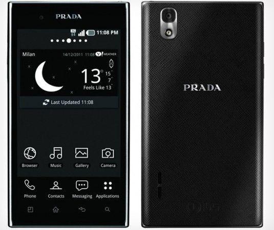LG Prada 3.0, nuevo smartphone Android