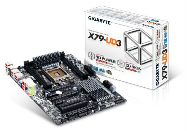 GIGABYTE desmiente que sus placas X79 tengan fallos de hardware