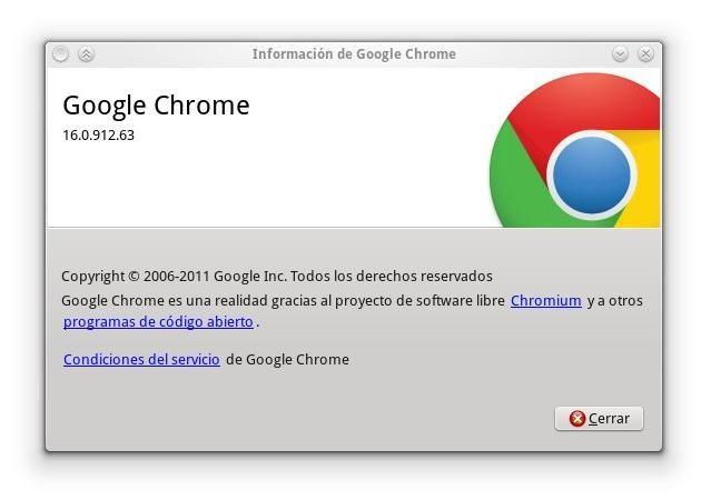 Google Chrome 16 presenta soporte multiusuario