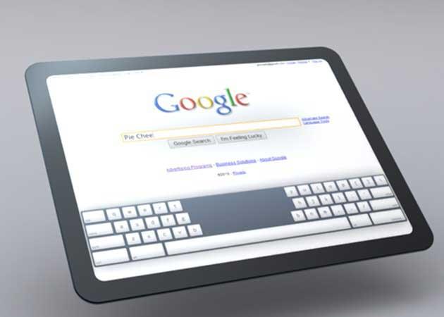 El tablet interno de Google llegará en el próximo semestre 38