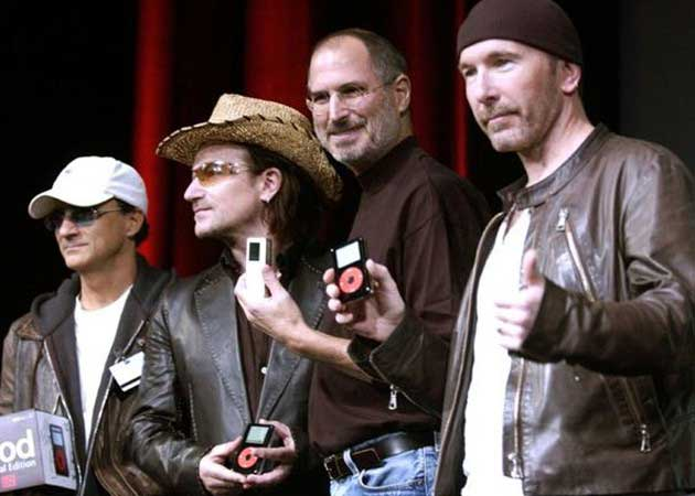 Grammy honorífico para Steve Jobs