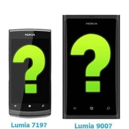 Nokia mostrará el Lumia 719 y el Lumia 900 en CES 2012
