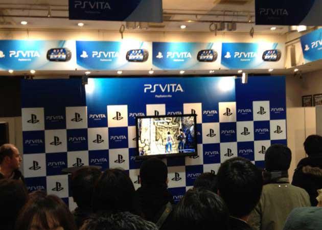 PlayStation Vita a la venta en Japón