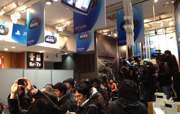 PlayStation Vita a la venta en Japón 31