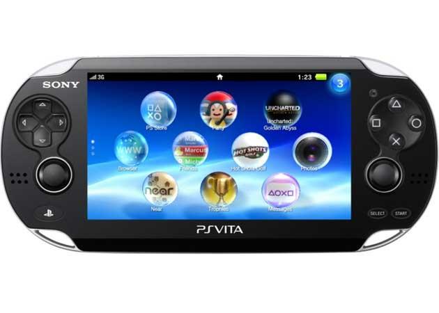 PlayStation Vita a la venta en Japón 30