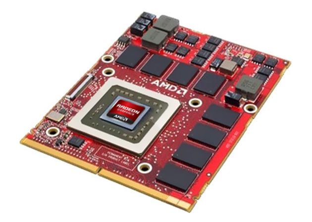 Primeras AMD Radeon 7000M; más de lo mismo