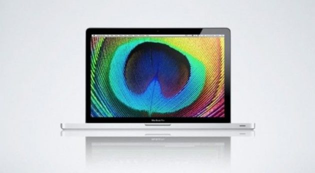 Retina Display llegará a los MacBook Pro, resolución 2.880 x 1.800 pixeles