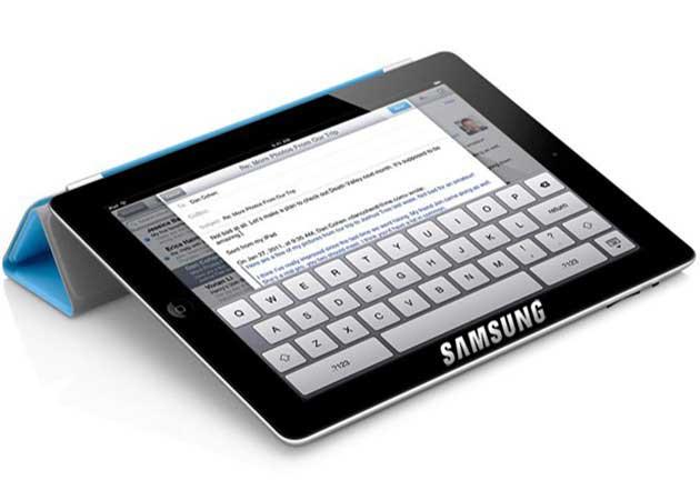 Samsung prepara Galaxy Tab 11.6 superando la resolución del iPad 3