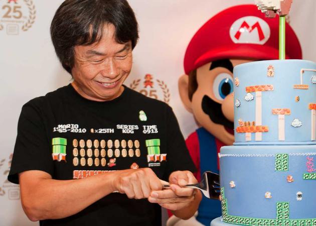 Miyamoto no se retira de la primera línea