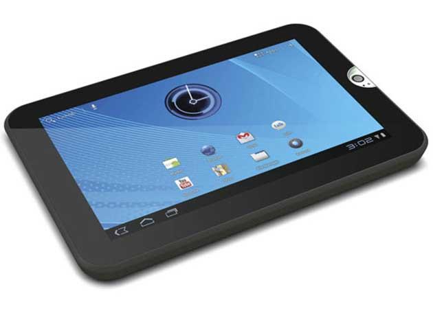 Toshiba comercializa el tablet Thrive de 7 pulgadas