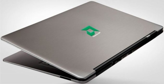 AMD ultrabook