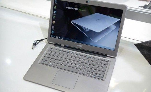 Acer prepara el sucesor del Aspire S3 con Ivy Bridge
