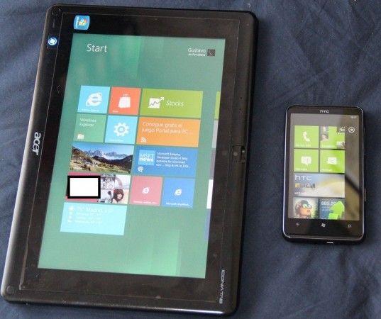 ¿Podrá sorprender Windows 8 en tablets?