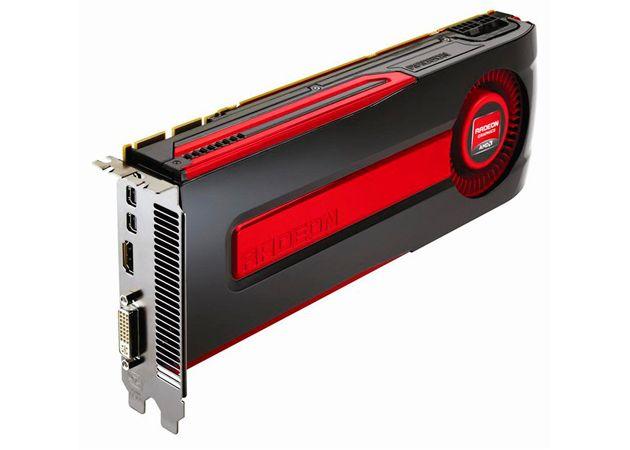 Radeon HD 7950, especificaciones filtradas
