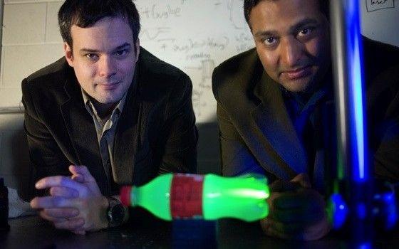 Cámara capaz de capturar fotones, 1 billón de imágenes por segundo