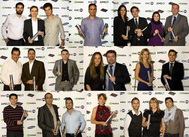 collage1 623x450 Premios MCR 2011, los mejores productos del año