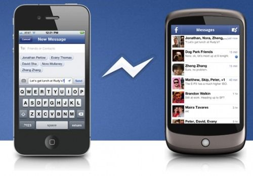 Hay más usuarios móviles diarios de Facebook en Android que en iOS