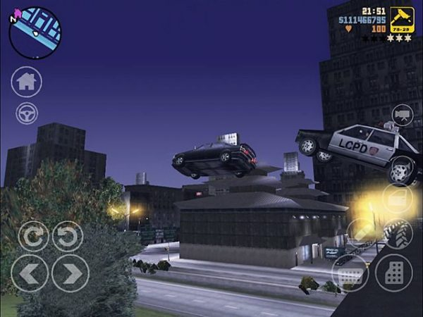 GTA 3 llegará a móviles y tablets Android, iPads y iPhone