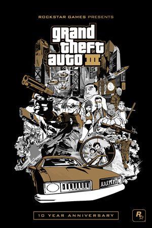 Grand Theft Auto III: 10 Year Anniversary Edition 32
