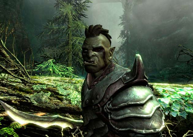 Guía de NVIDIA para optimizar Skyrim en PC