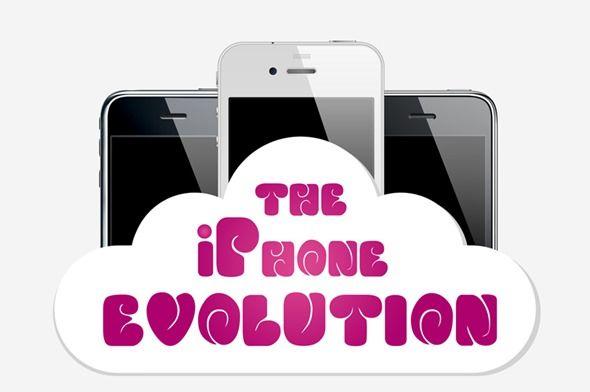 La evolución del iPhone, de 2007 a 2011 (INFOGRAFIA)