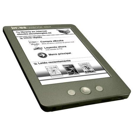 Inves Wibook 650T, el e-reader de El Corte Inglés 39