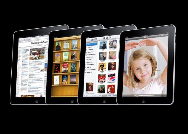 El iPad sigue dominando el mercado, pero los tablets Android prometen