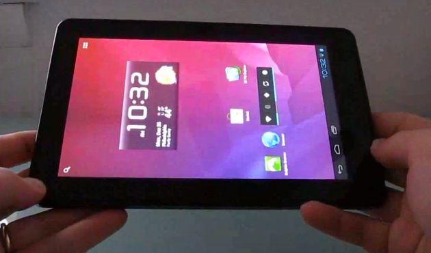 Android 4.0 en el Kindle Fire (más o menos)