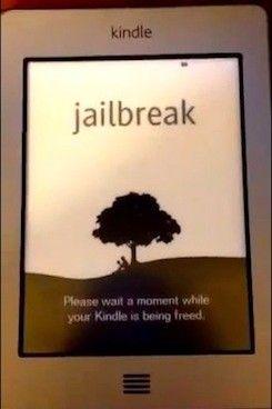 Llega el Jailbreak al Kindle Touch