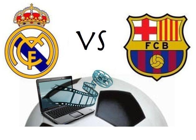 Real Madrid – F.C Barcelona, partido en directo vía streaming