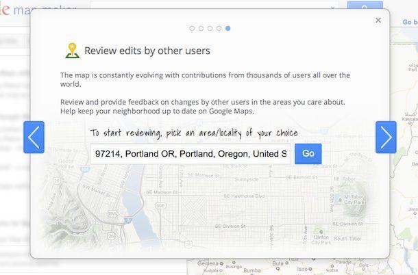 Google Maps ya permite la edición/actualización por parte de los usuarios 32