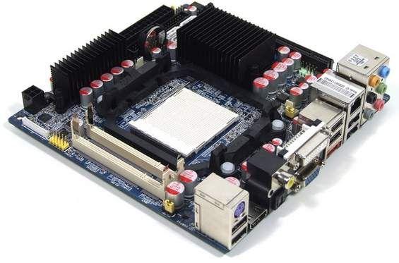 El formato de plata mini-ITX cumple 10 años
