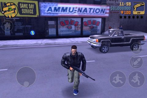 Grand Theft Auto III: 10 Year Anniversary Edition 29