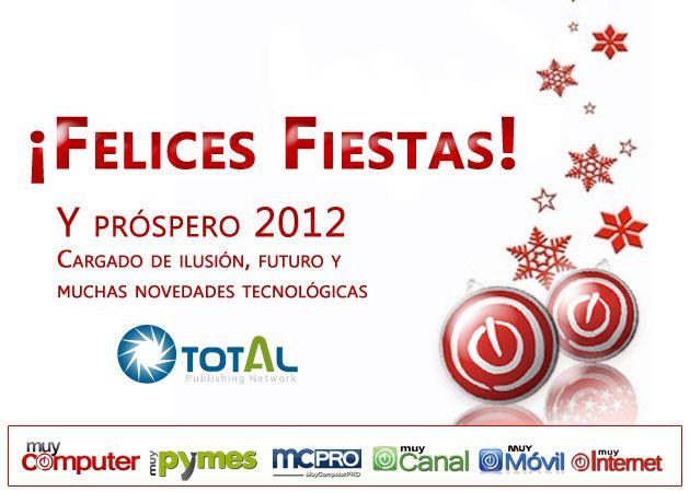 2011, un año duro para todos. ¡Feliz Año nuevo de parte de MuyComputer!