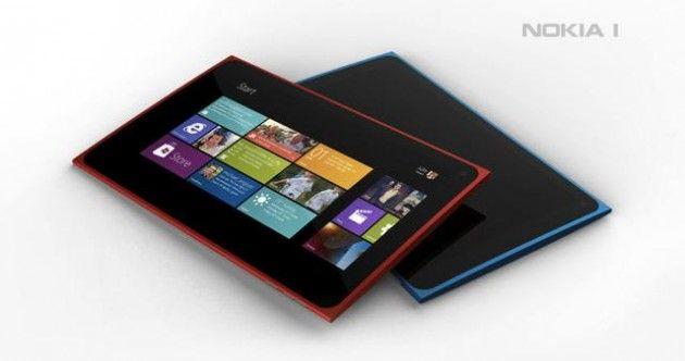 Así podría ser el hipotético tablet de Nokia