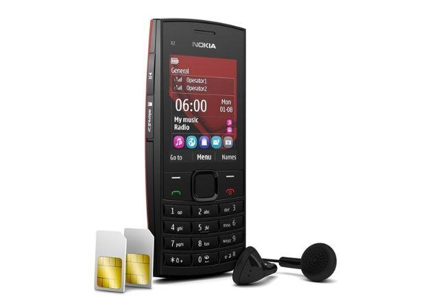 Nokia X2-02, el teléfono dual-SIM bueno, bonito y barato