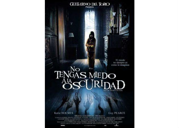 Te invitamos al preestreno de No tengas miedo a la oscuridad de Guillermo Del Toro