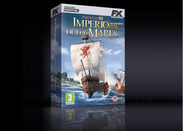 FX Interactive lanza Patrician III de manera gratuita
