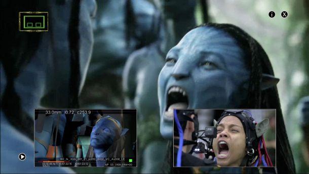 Avatar llega a iTunes con multitud de contenidos extra interactivos (VIDEO)