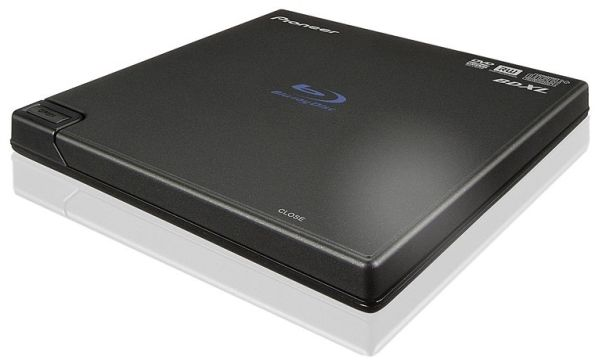 Pioneer lanza la grabadora Blu-ray BDXL más pequeña del mercado