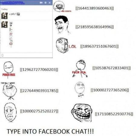 Facebook actualiza su chat, ahora puedes usar emoticonos
