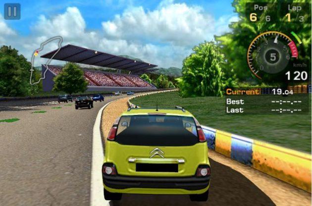 GT Racing: Motor Academy en Google+: los juegos de verdad llegan al navegador