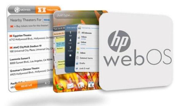 HP lanzará webOS como software libre