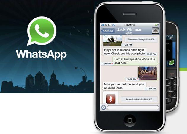 Las operadoras perderán una millonada estas navidades gracias a Whatsapp